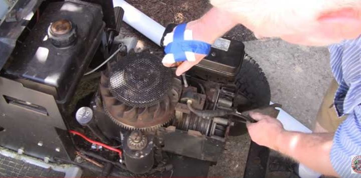 Why The Lawn Mower Won't Start When Hot & How To Fix It?