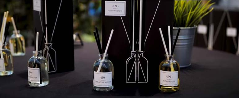 how to use reed diffuser