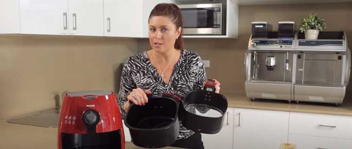 How To Clean The Air Fryer