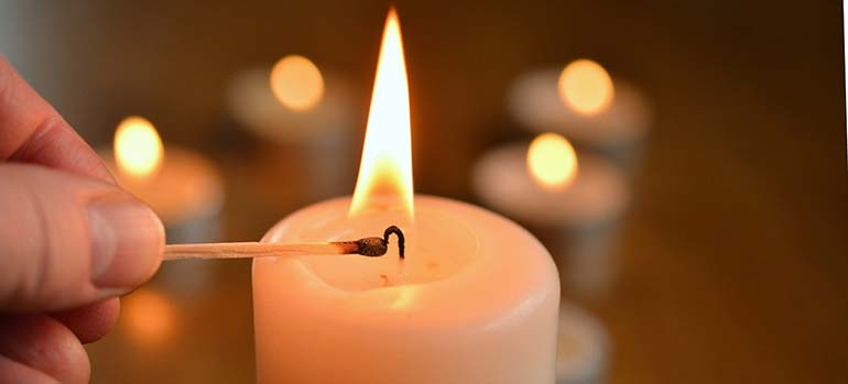 how to fix candle tunneling
