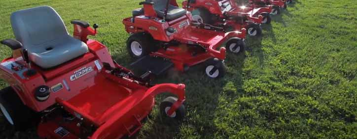 Country Clipper mower problems