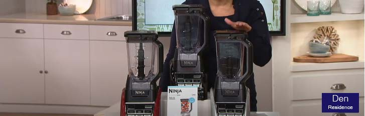 how to use a ninja blender