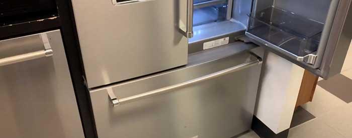 Kitchen Aid Counter-Depth Refrigerator