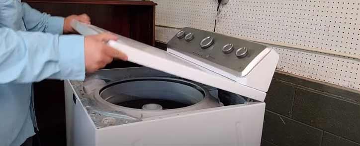 Maytag Centennial washer not spinning