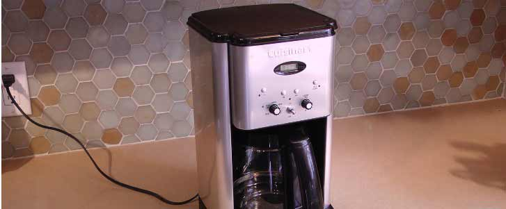 coffee maker troubleshooting