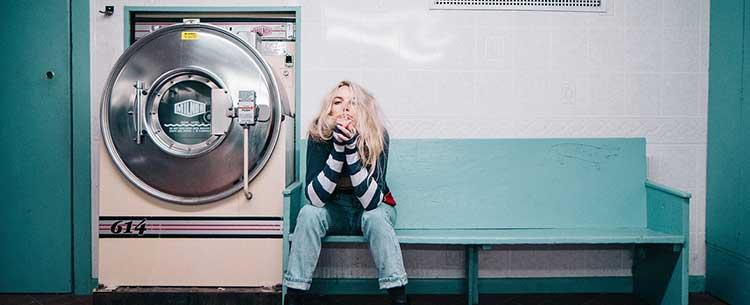 front-door washer