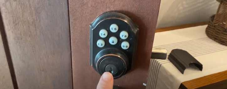 kwikset smartcode lock won't unlock