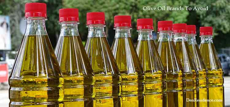 olive oil brands to avoid