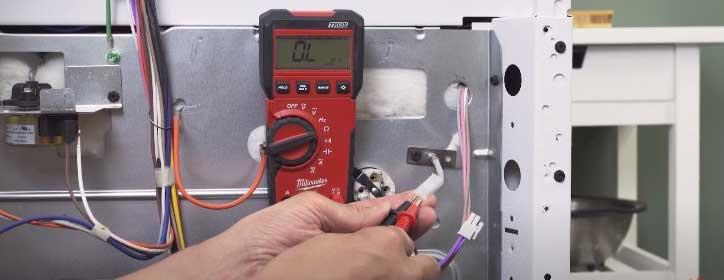 symptoms of bad oven temperature sensor