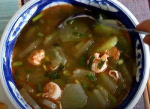 vietnamese canh soup