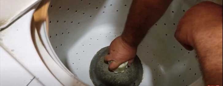 washing machine will not agitate but will spin