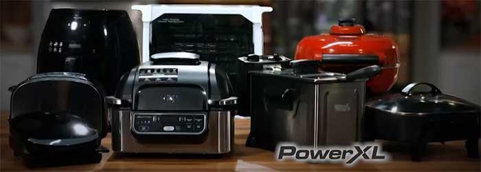 PowerXL air fryer gril
