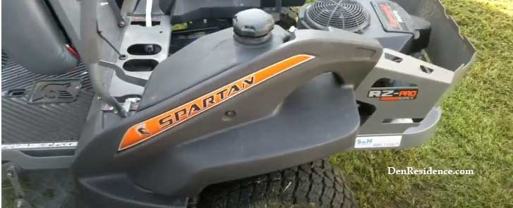 Spartan mower problems