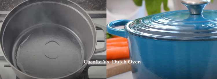 cocotte Vs. dutch oven