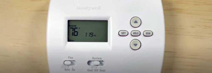 Honeywell Thermostat 4000 Series