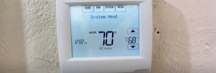Honeywell Thermostat 8000 Series