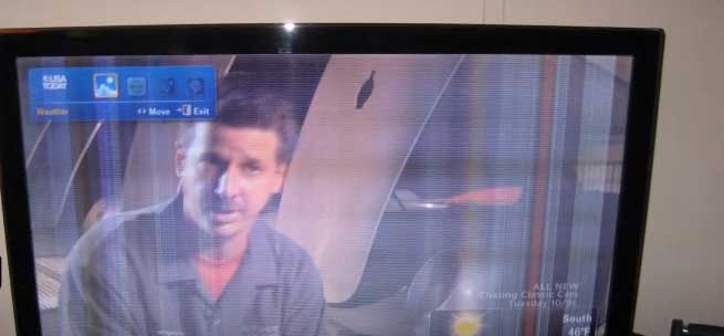 problems with Samsung TVs