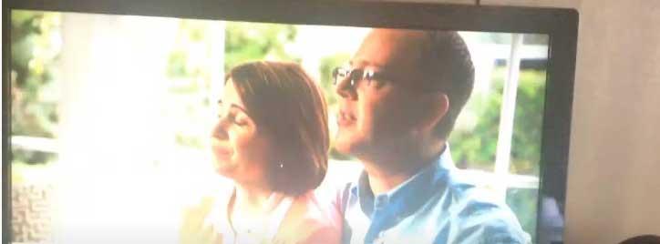 vizio tv screen flickering