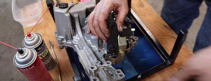 Tuff Torq hydrostatic transmission