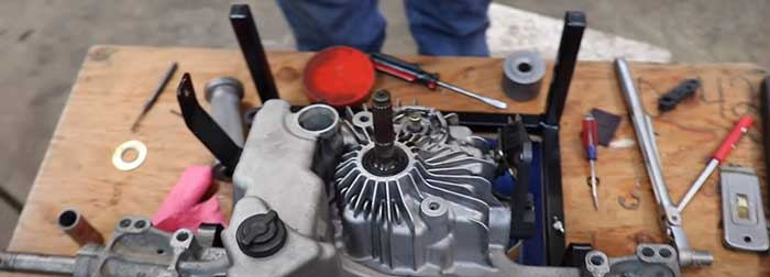 Tuff Torq transmission problems