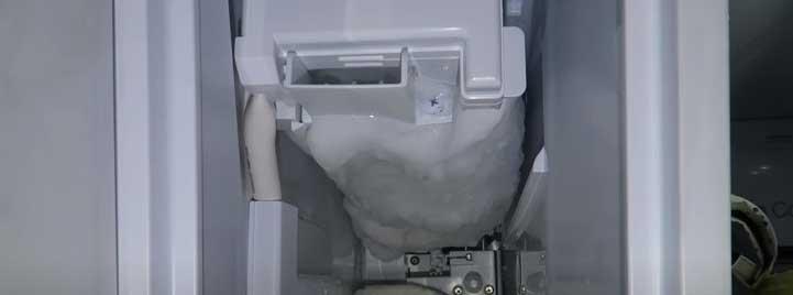 samsung fridge won't defrost