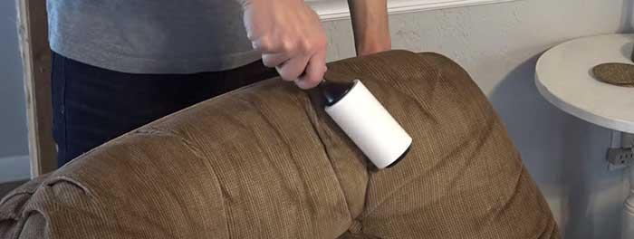 dusty sofa