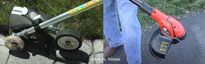 edger vs. trimmer