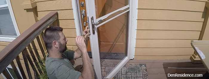 storm door disadvantages