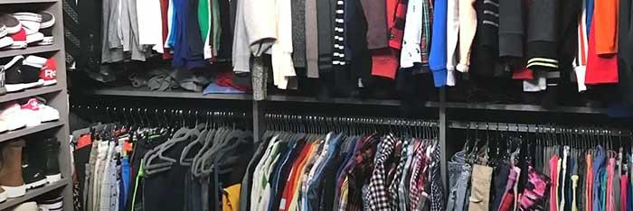 California Closet Alternatives