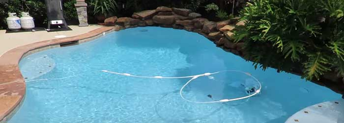 Quartz pool finish problems