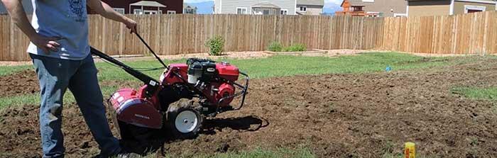 should I rototill my lawn before seeding